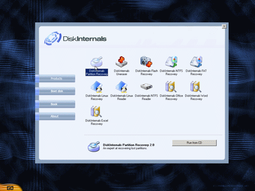 Restore Your PC by Booting from a Recovery CD| DiskInternals