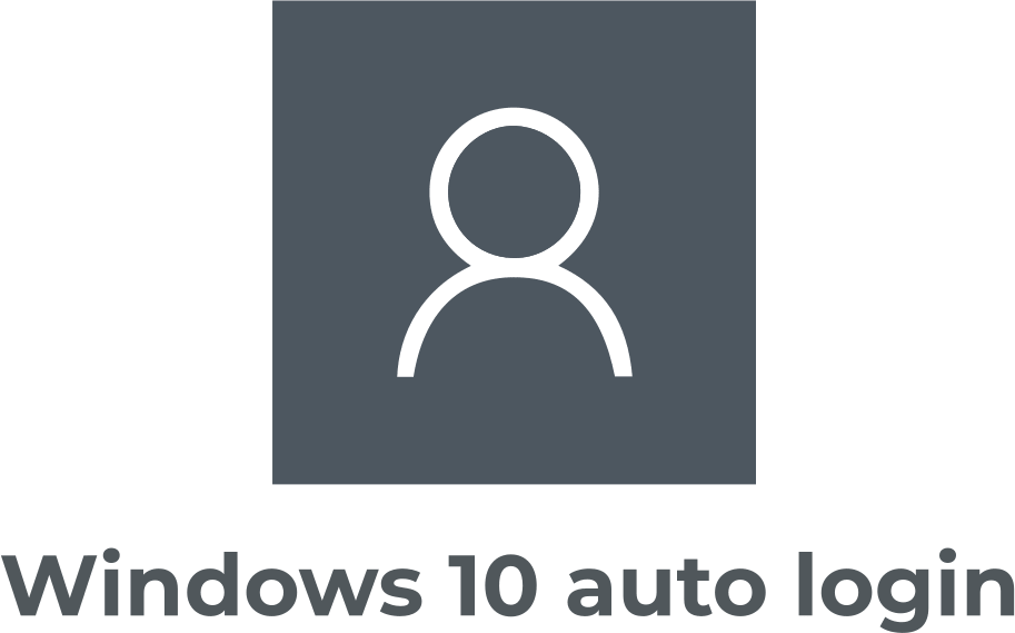 auto login Windows 10