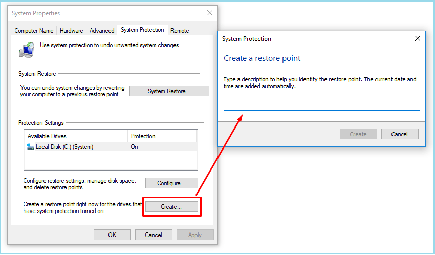 Fix user profile service sign in failure on Windows10 now
