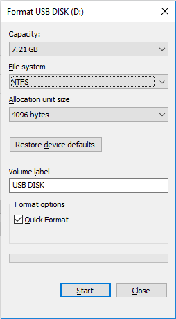 Solved] USB drive keeps disconnecting and reconnecting? Use this