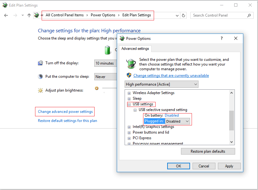 Solved] USB drive keeps disconnecting and reconnecting? Use