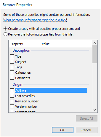 User doesn't have access privileges for Word document? Solve