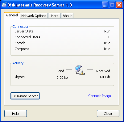 Recover partitions and deleted files remotely| DiskInternals