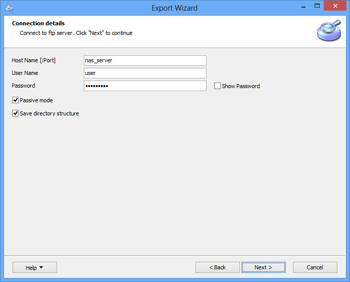 Safer Data Recovery with FTP Export| DiskInternals