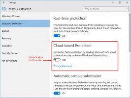 Temporarily disable cloud based protection and check if the 100 percent disk overuse gone