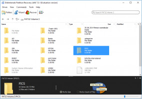 Mount disk image: step 6 - open disk image and get access to all your files.